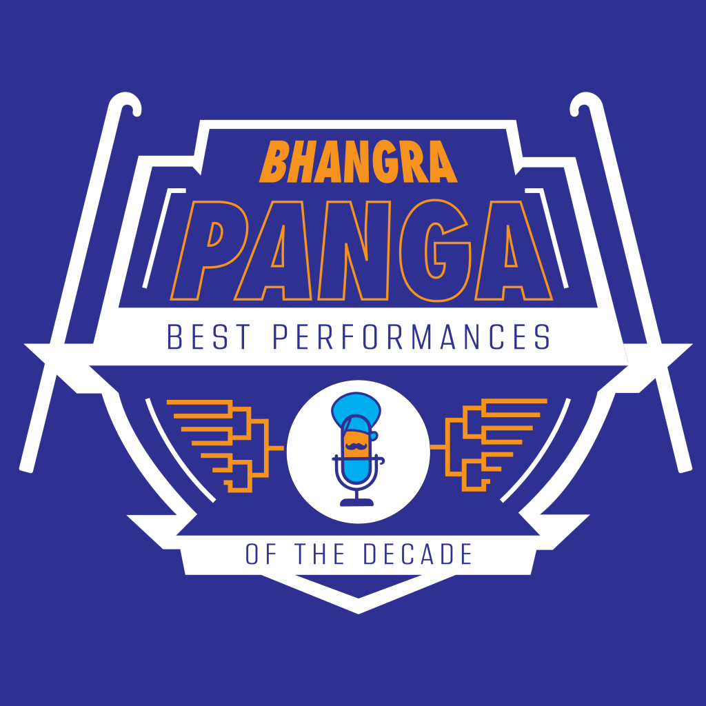 Bhangra Panga Best Performances of the Decade